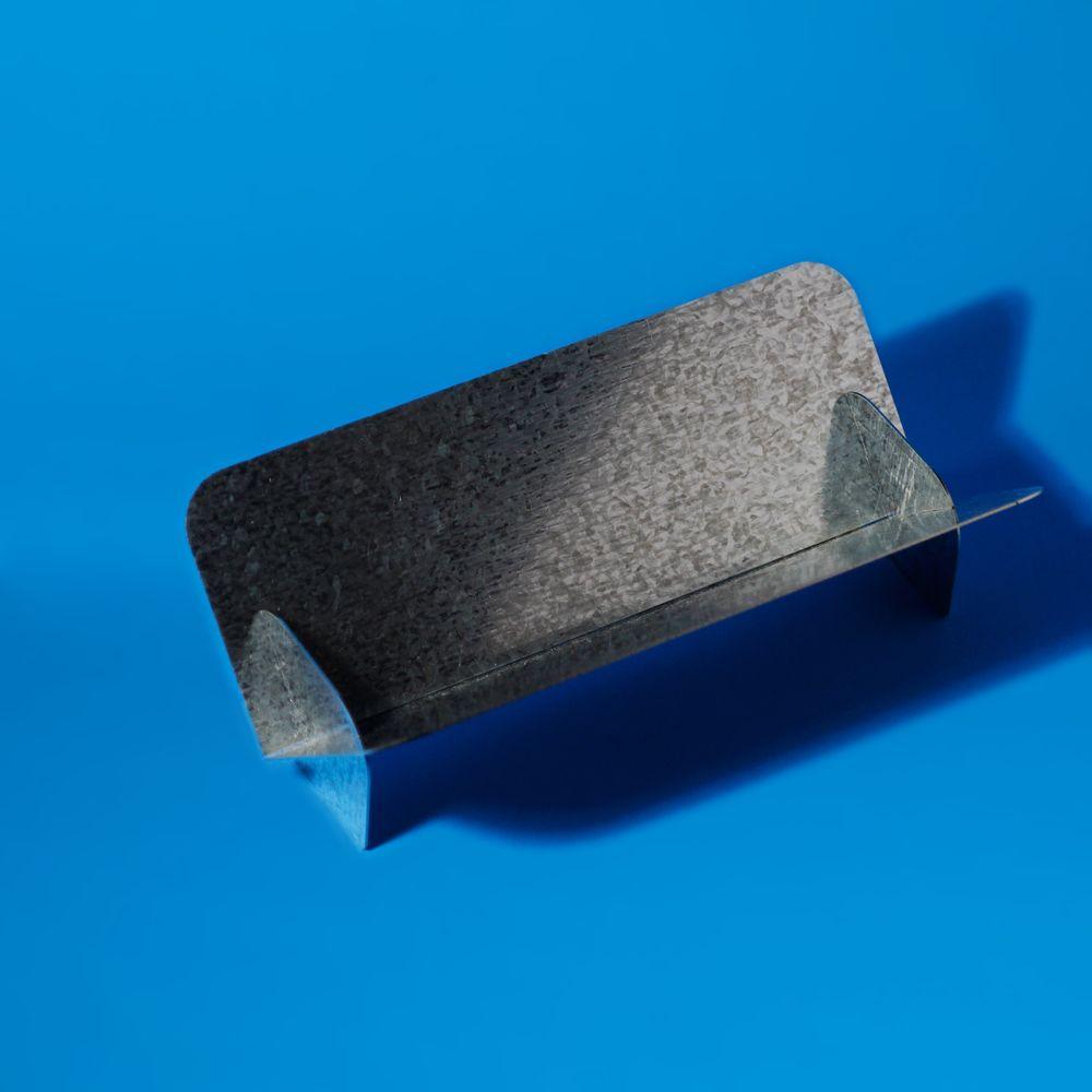 Hevo|谷型收納座 V Holder 鍍鋅銀