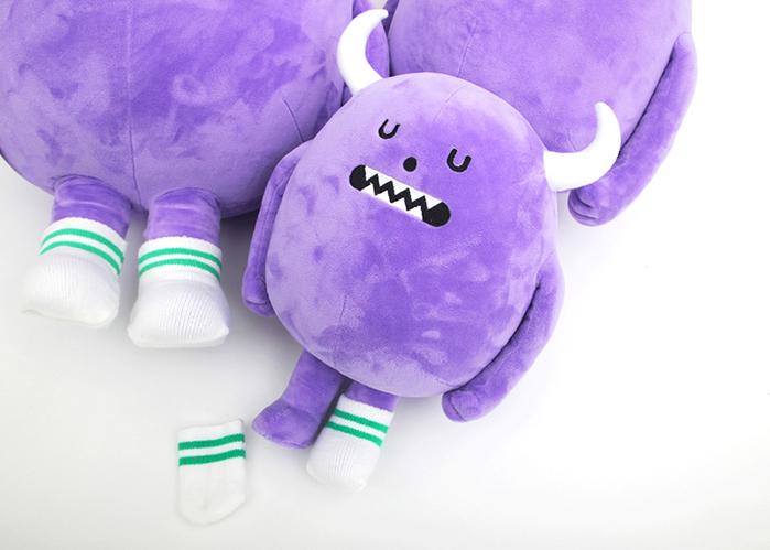 (複製)Sticky Monster Lab|絨毛娃娃 Birdmon M