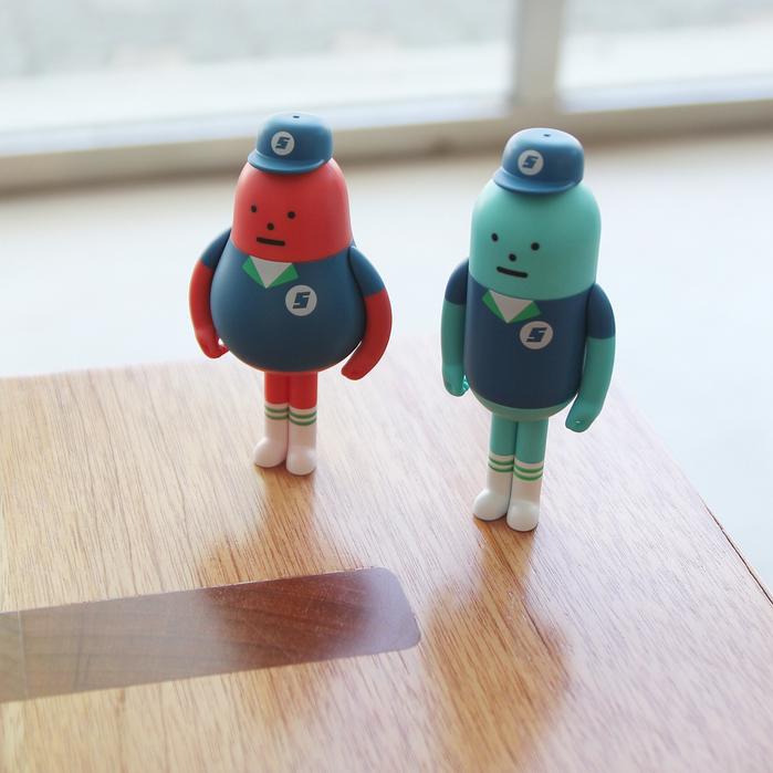 (複製)Sticky Monster Lab|上海公仔 國家公仔系列08