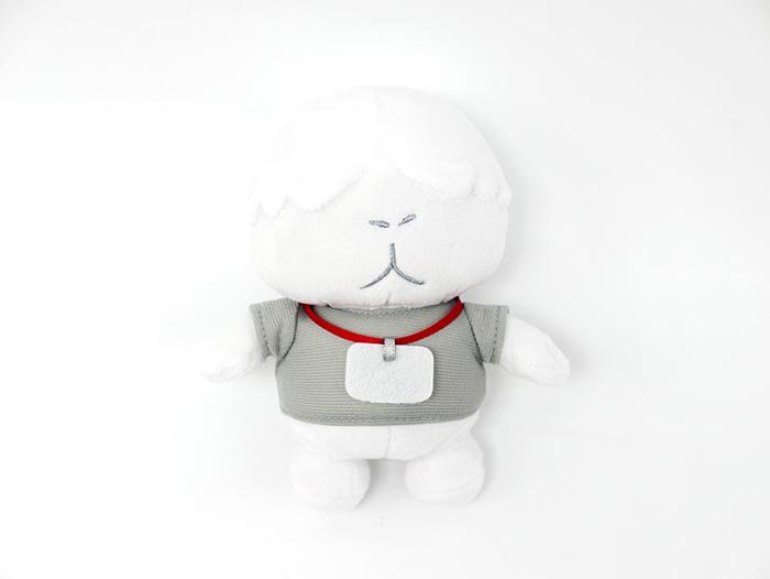狐獴大叔|職場亂鬥絨毛娃娃組 (三入)