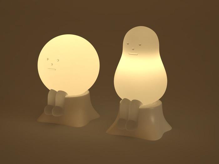Sticky Monster Lab|BABY LAMP 黏黏怪小夜燈