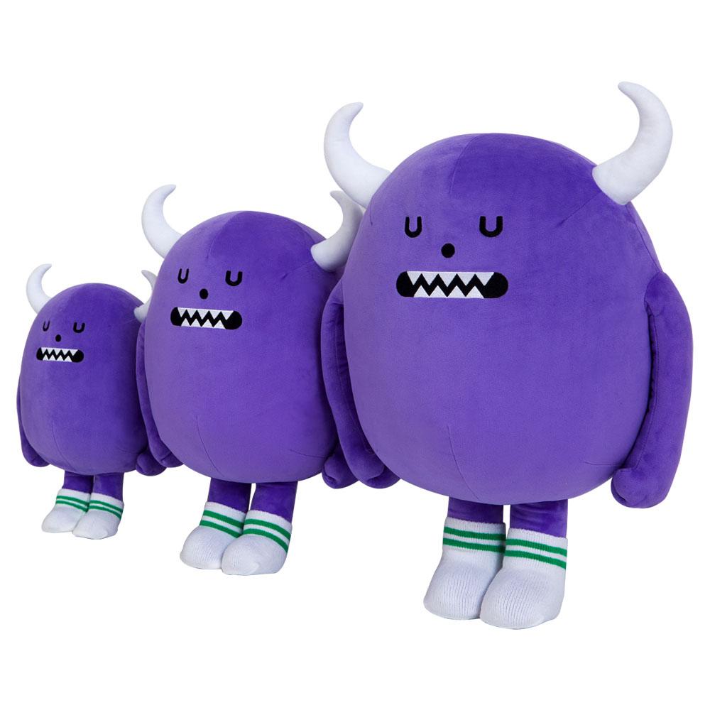 Sticky Monster Lab|絨毛娃娃 Bigmon M