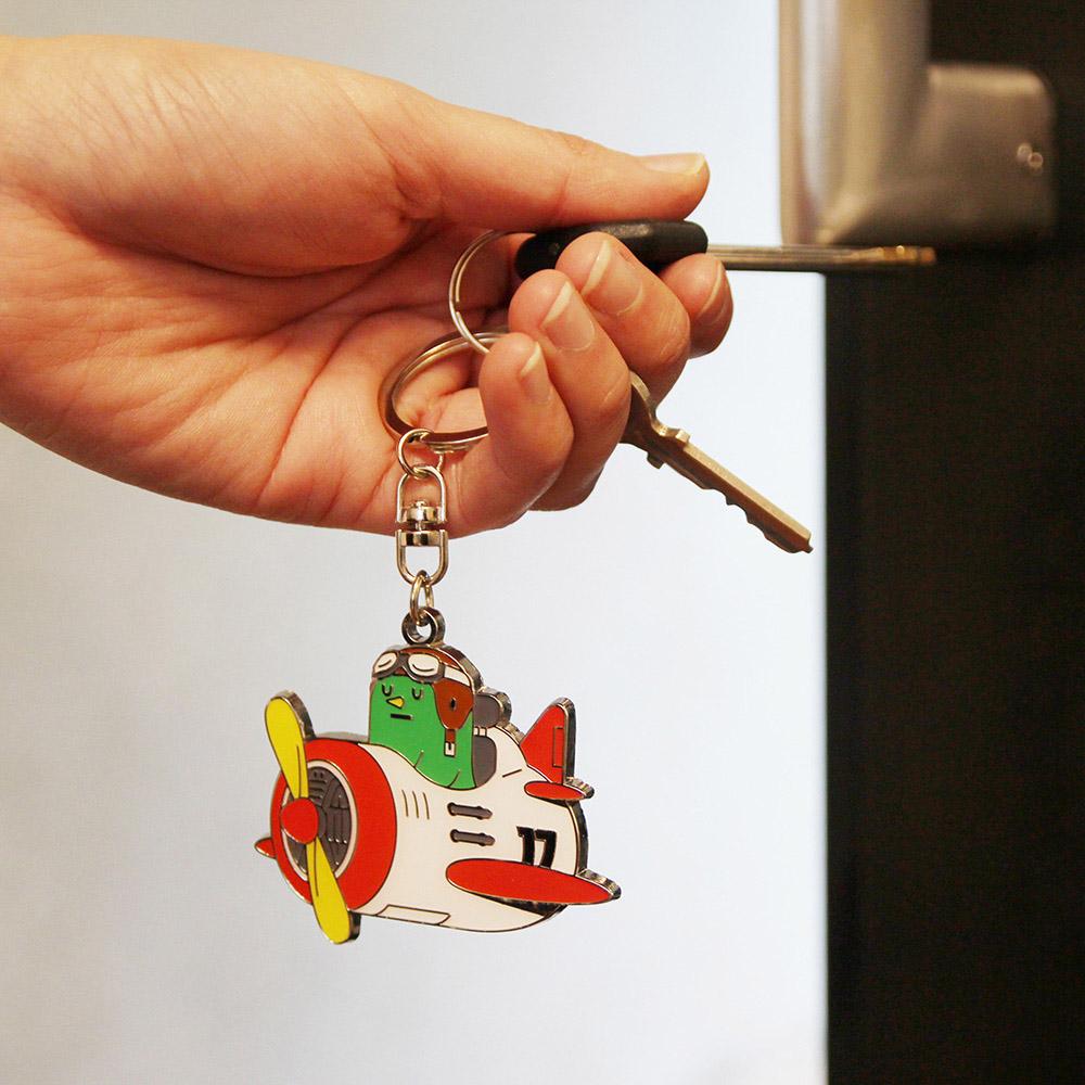 Sticky Monster Lab SML LIFE 特製質感鑰匙圈 (一組五入)