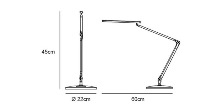(複製)HORGAN|RIGO Table Lamp(白色)
