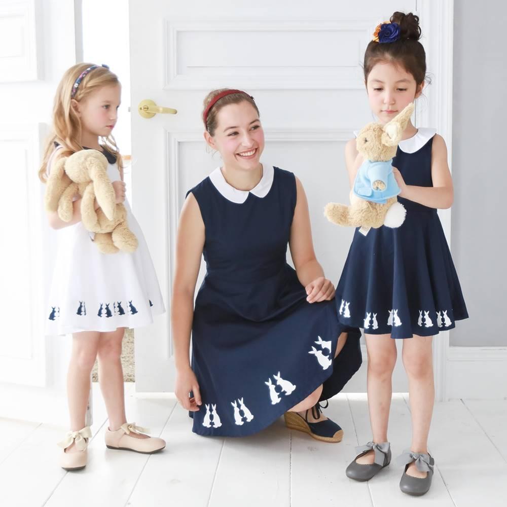 Bunny n Bloom|數數看純棉洋裝 -小童款