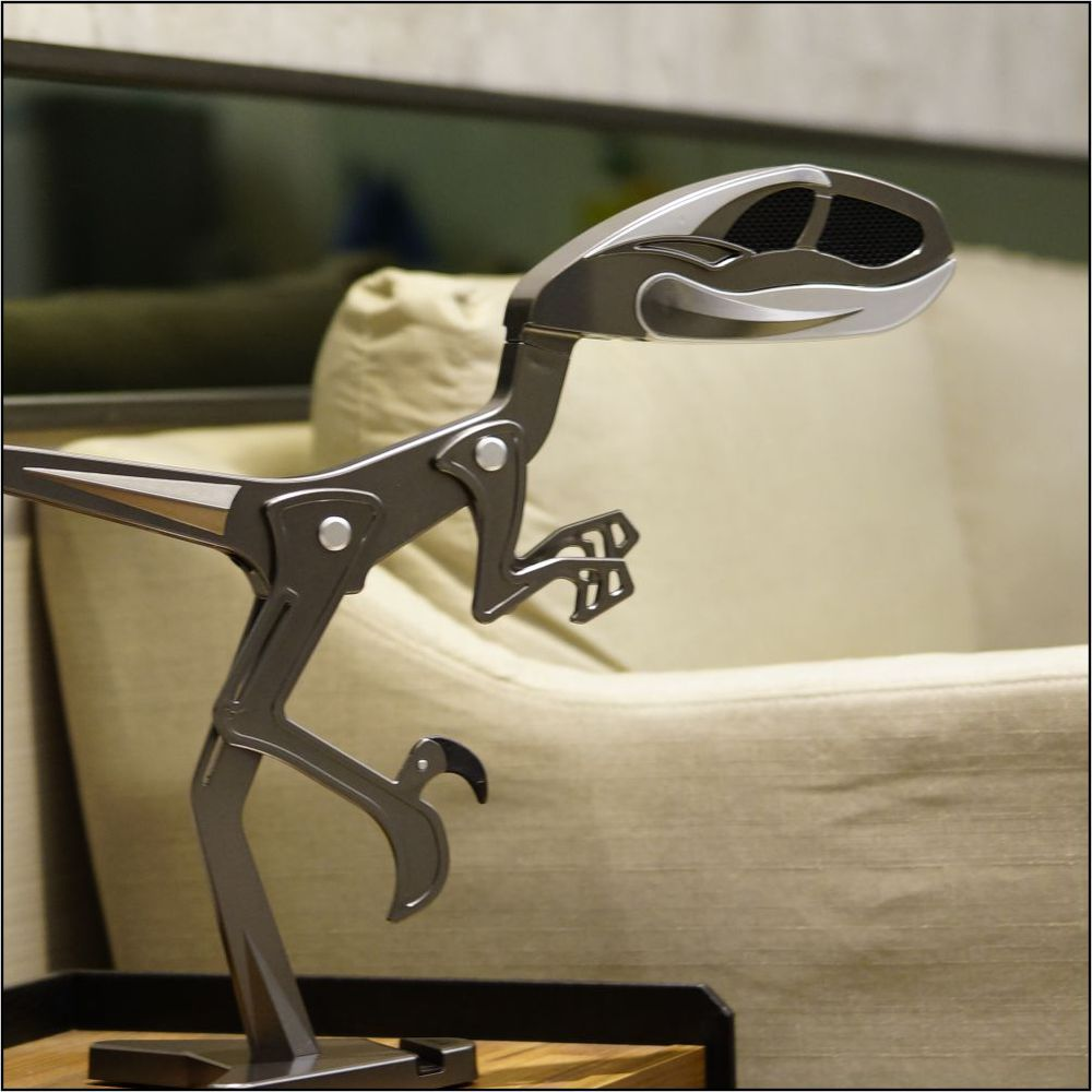 FUNCUS|Raptor Lamp 恐龍燈具組