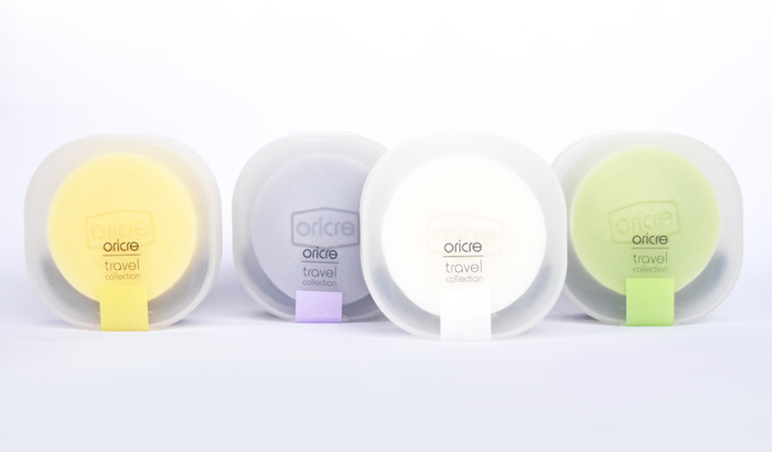 oricre歐瑞克|隨行皂盒組─衣物碗盤清潔專用 (經典無香料)