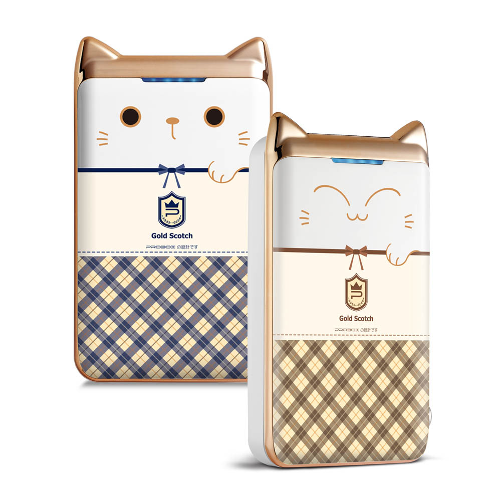 PROBOX|Panasonic電芯 蘇格蘭貓限定款 10050mAh 行動電源