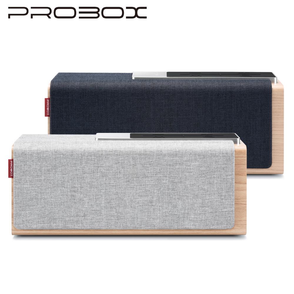 PROBOX|Teana Sound木質無線藍牙喇叭 15W