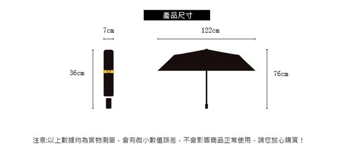 (複製)德國kobold|抗UV粉紅女王系列-矽膠蜂巢-按摩手把-遮陽防曬三折傘-神秘黑