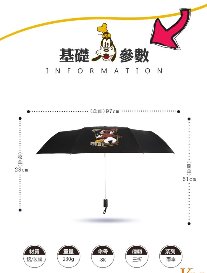 (複製)德國kobold 迪士尼官方授權-晴雨兩用傘-自在高飛