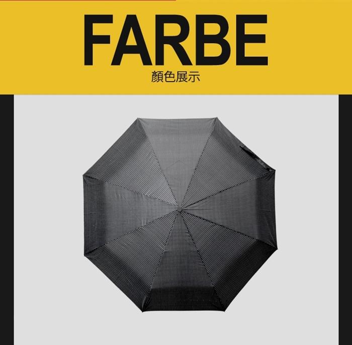 (複製)(複製)德國kobold|亞馬遜-抗UV防潑水-反向商務傘-全自動傘-黑