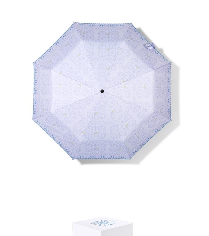 德國kobold|迪士尼官方授權-8K晴雨兩用傘-公主系列-冰雪奇緣