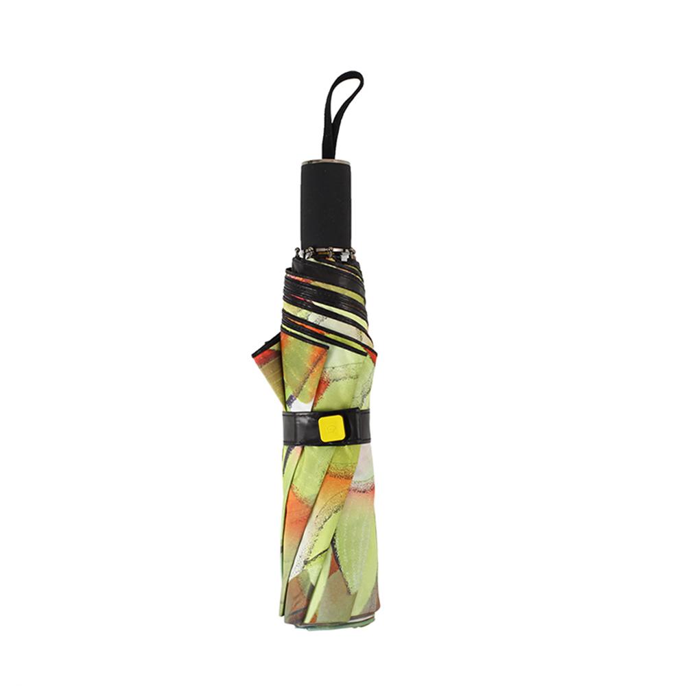 德國kobold|抗UV零透光智能防曬-國際設計師范燕燕-遮陽防曬傘-三折傘-綻放