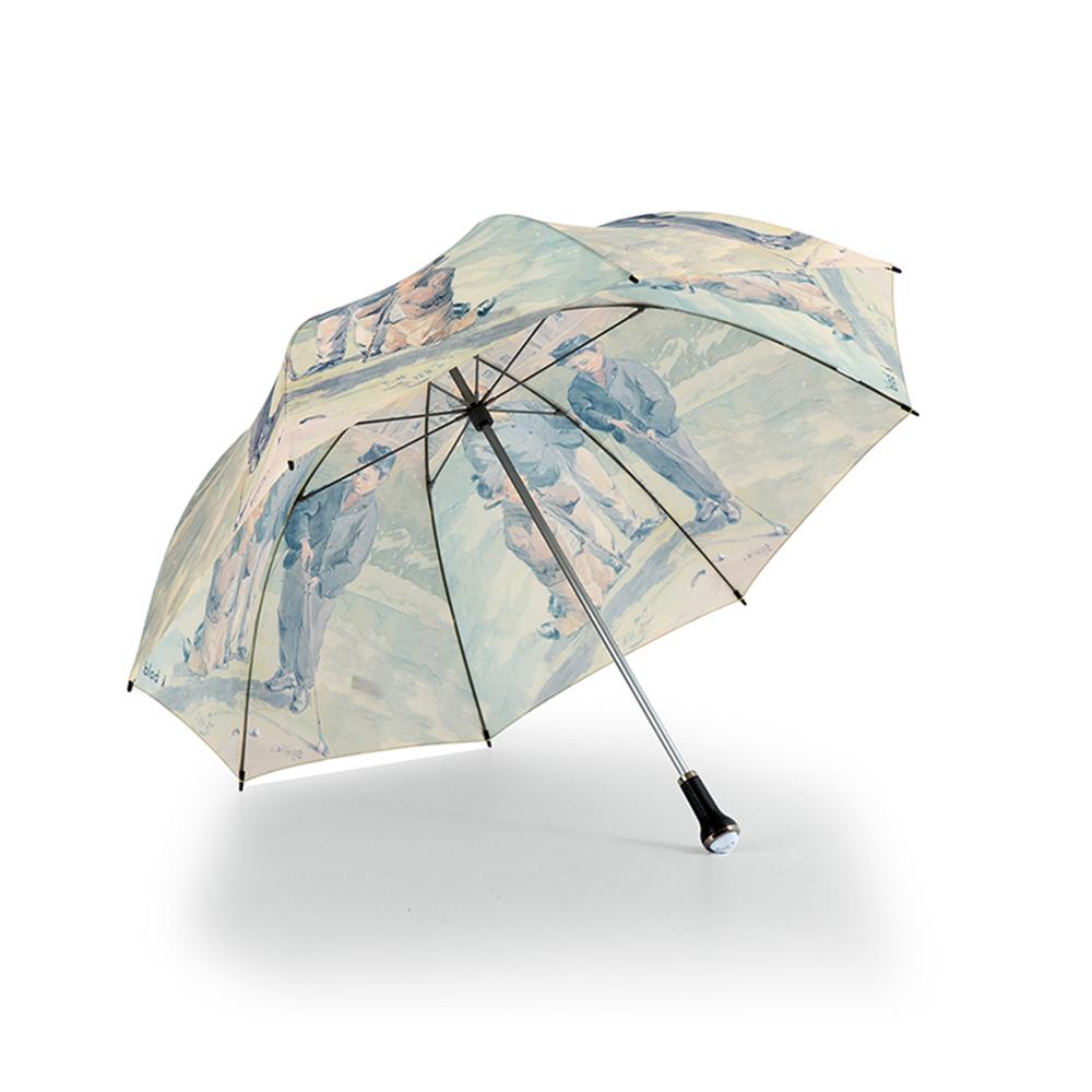 德國kobold|抗UV超大抗強風-高爾夫球傘-聖安德魯-名畫二
