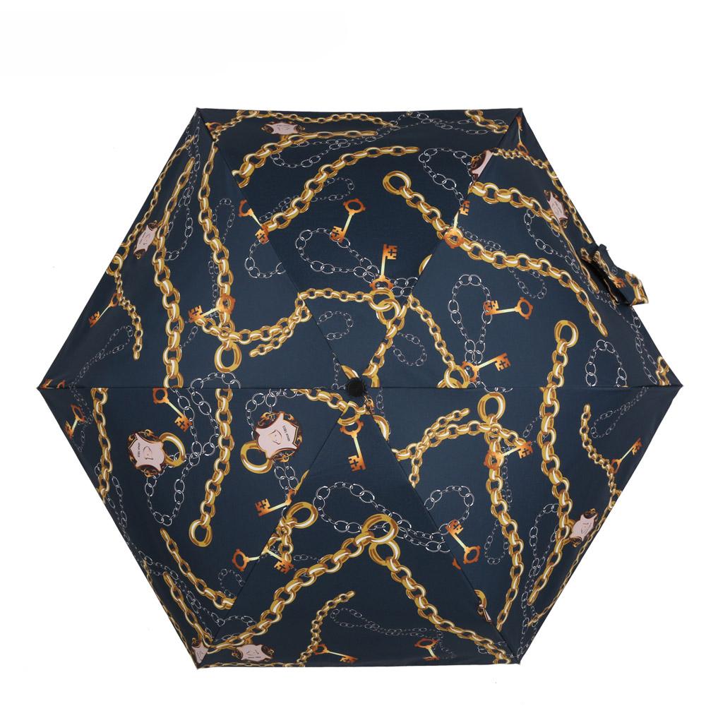 德國kobold 抗UV蘑菇頭系列-6K超輕巧遮陽防曬 五折傘-艾瑪灰