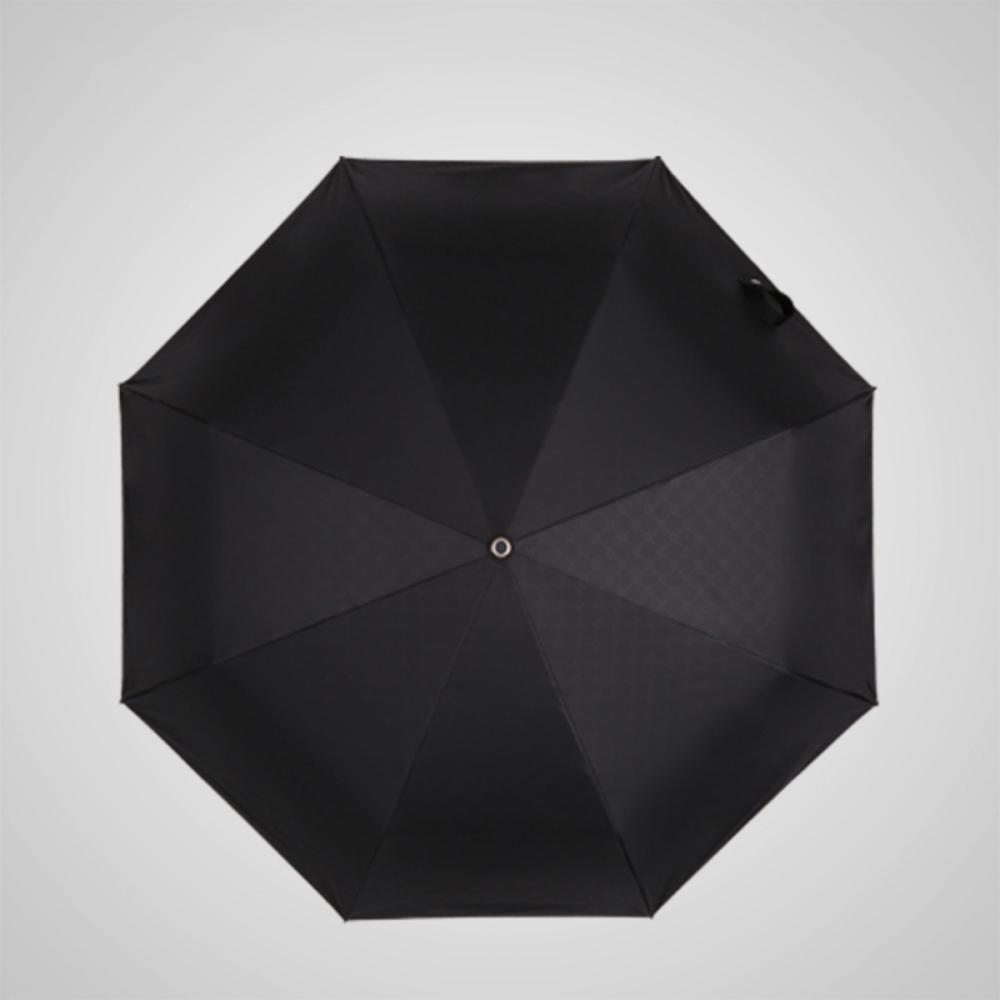 德國kobold|抗UV粉紅女王系列-矽膠蜂巢-按摩手把-遮陽防曬三折傘-神秘黑