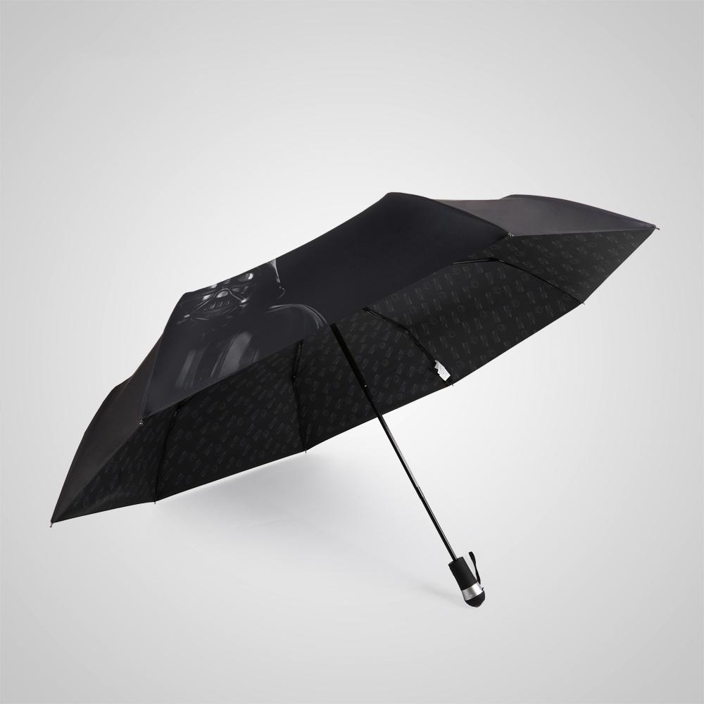 德國kobold|官方授權星際大戰8自動傘限定款-黑武士-紅光