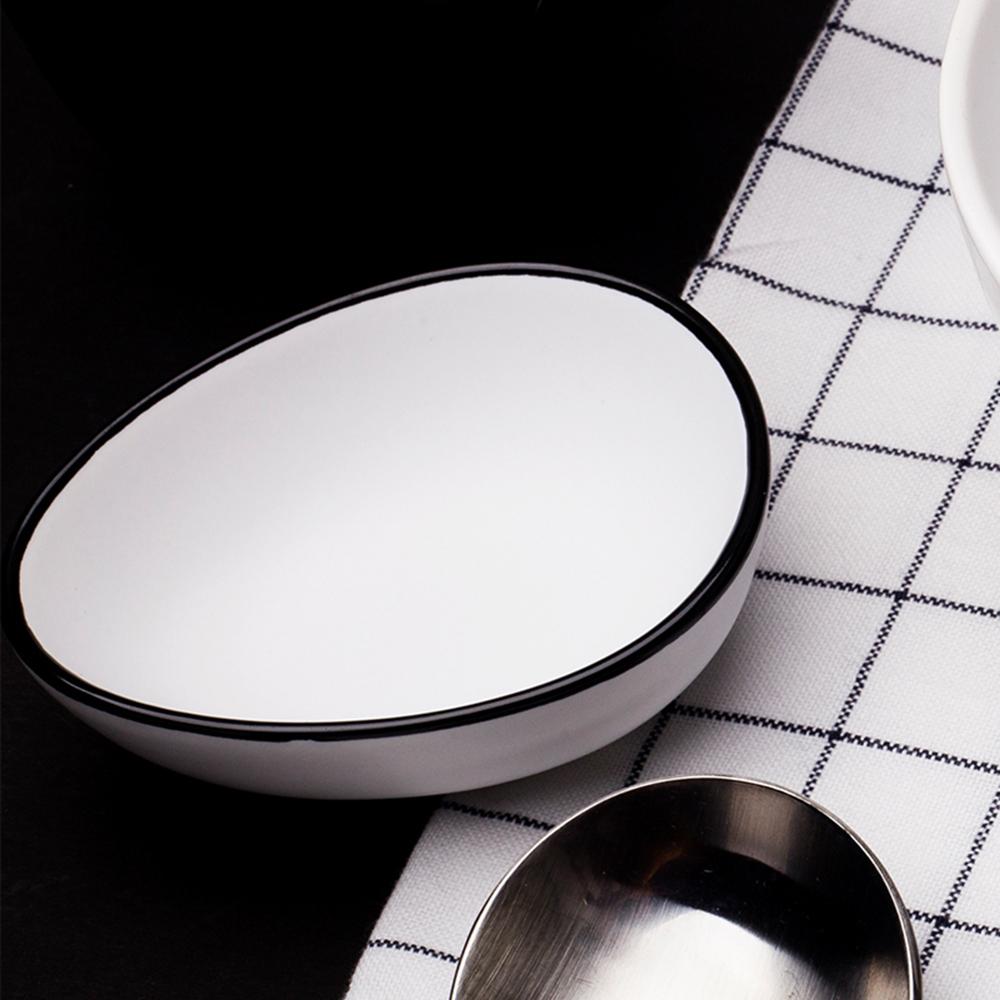 JOYYE陶瓷餐具|小鳥依偎蛋型調味碟(一套2件)