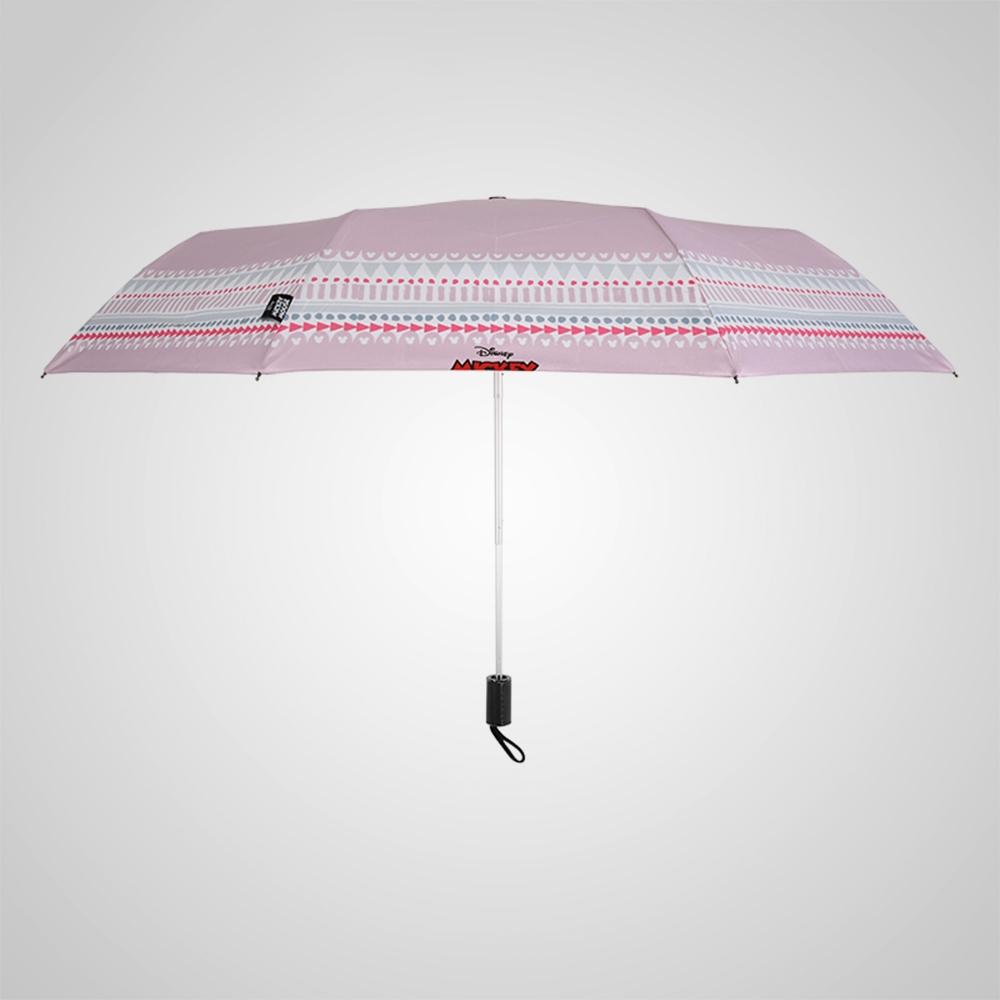 德國kobold|迪士尼官方授權-晴雨兩用傘-花樣米奇-粉紅