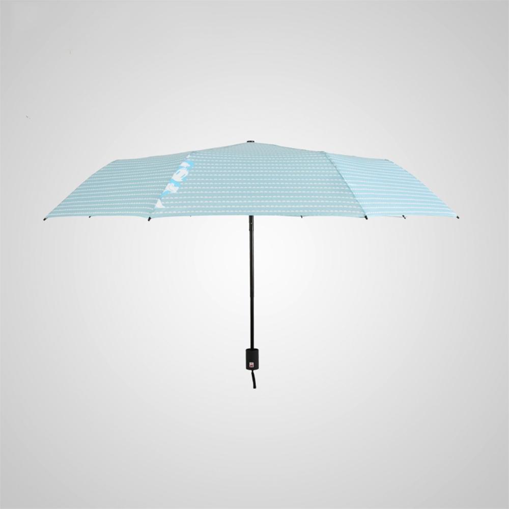 德國kobold|迪士尼官方授權-晴雨兩用傘-優雅米奇-藍