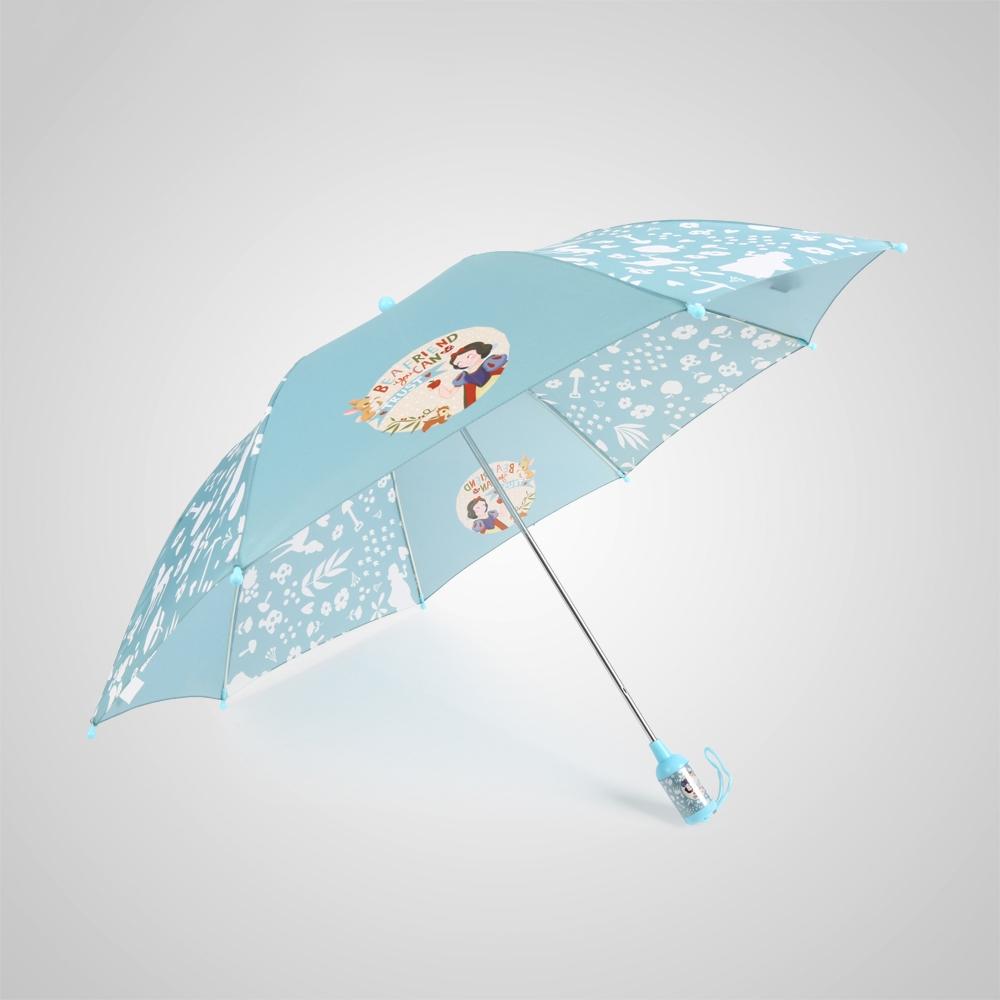 德國kobold|迪士尼官方授權-兒童晴雨兩用傘-圓筒手柄-白雪公主