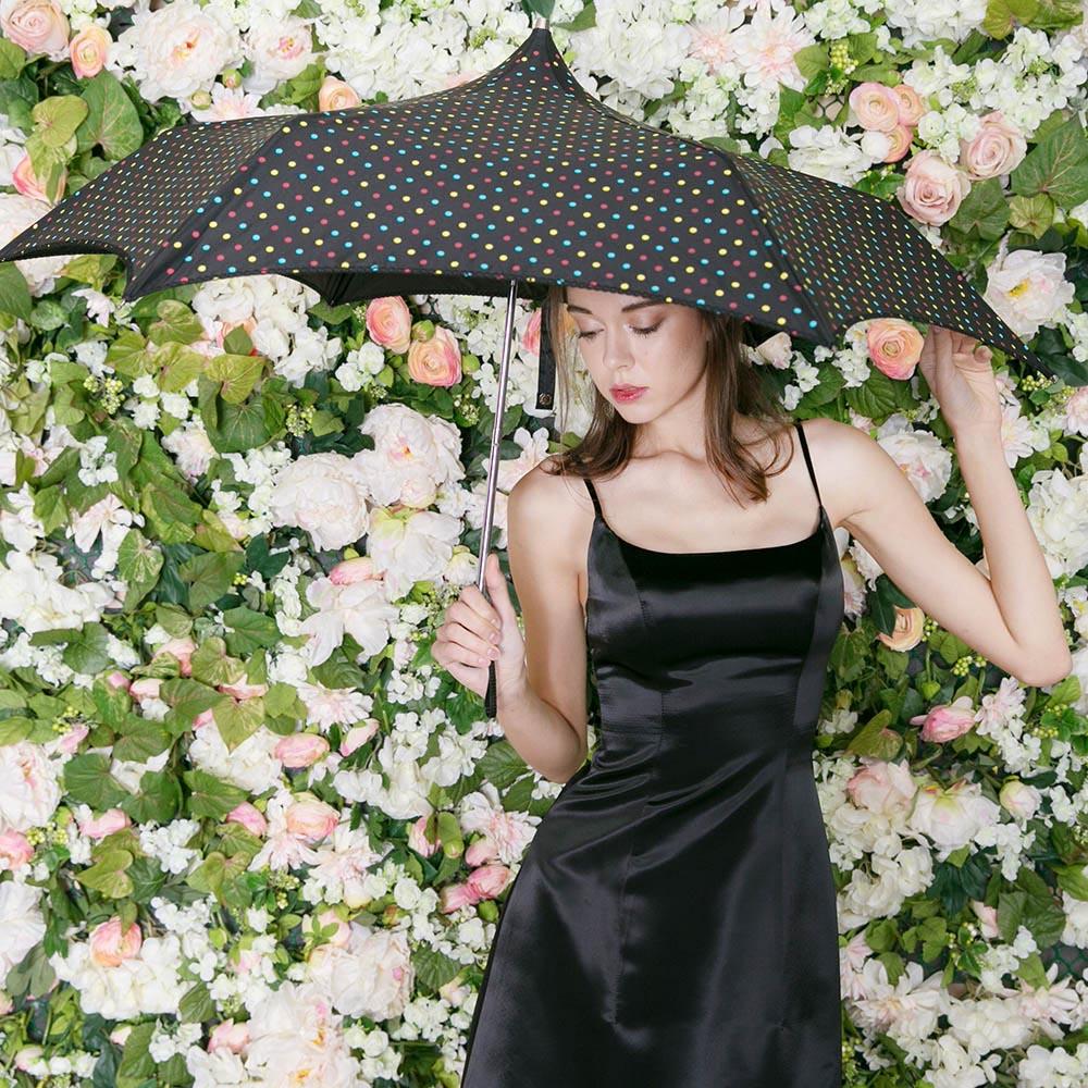 A. Brolly亞伯尼|邱園系列淑女晴雨折傘(兩隻入)
