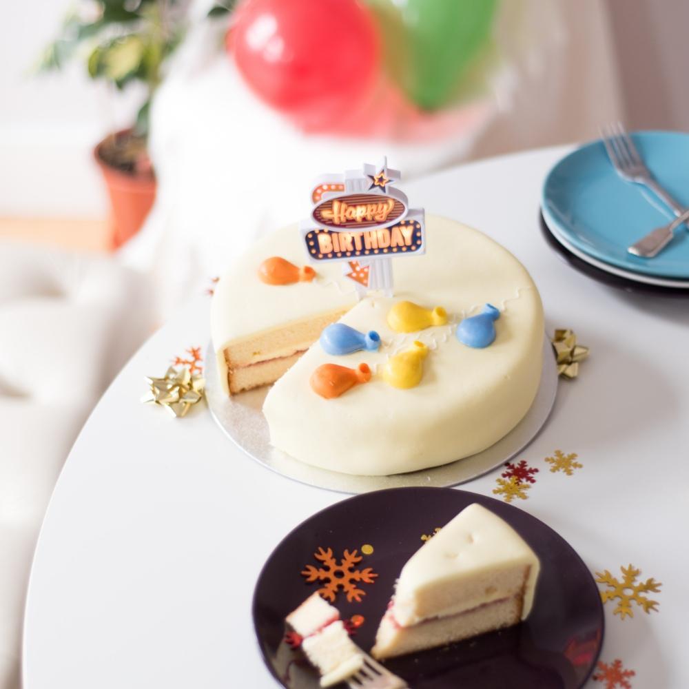 英國 Suck UK|閃亮生日蛋糕牌