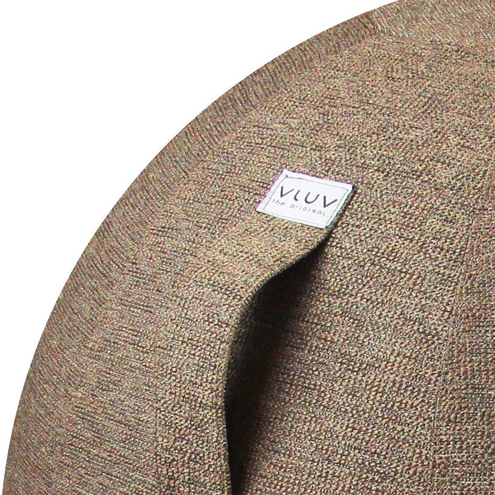 【全台獨家】德國 VLUV|STOVE 織物球椅 拿鐵咖啡