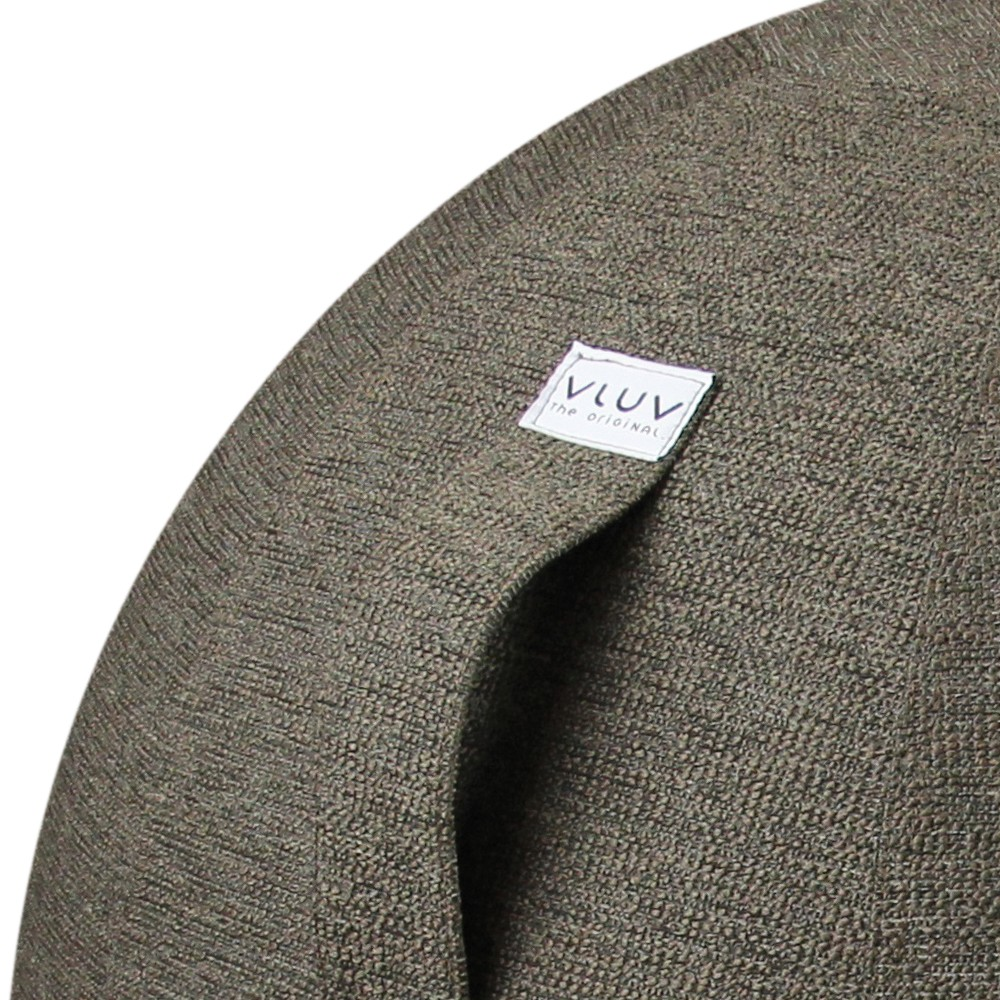 【全台獨家】德國 VLUV STOVE 織物球椅 低調裸灰