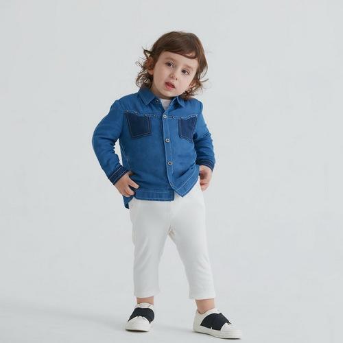 baby baby cool|經典胡迪襯衫