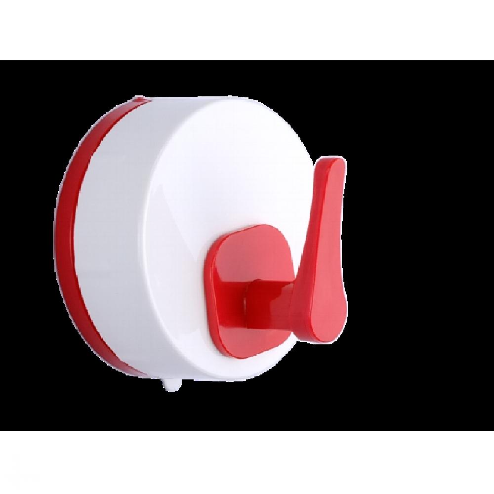 TiLS Homeware|KISS LOCK 快鎖吸盤-鈎形單掛勾