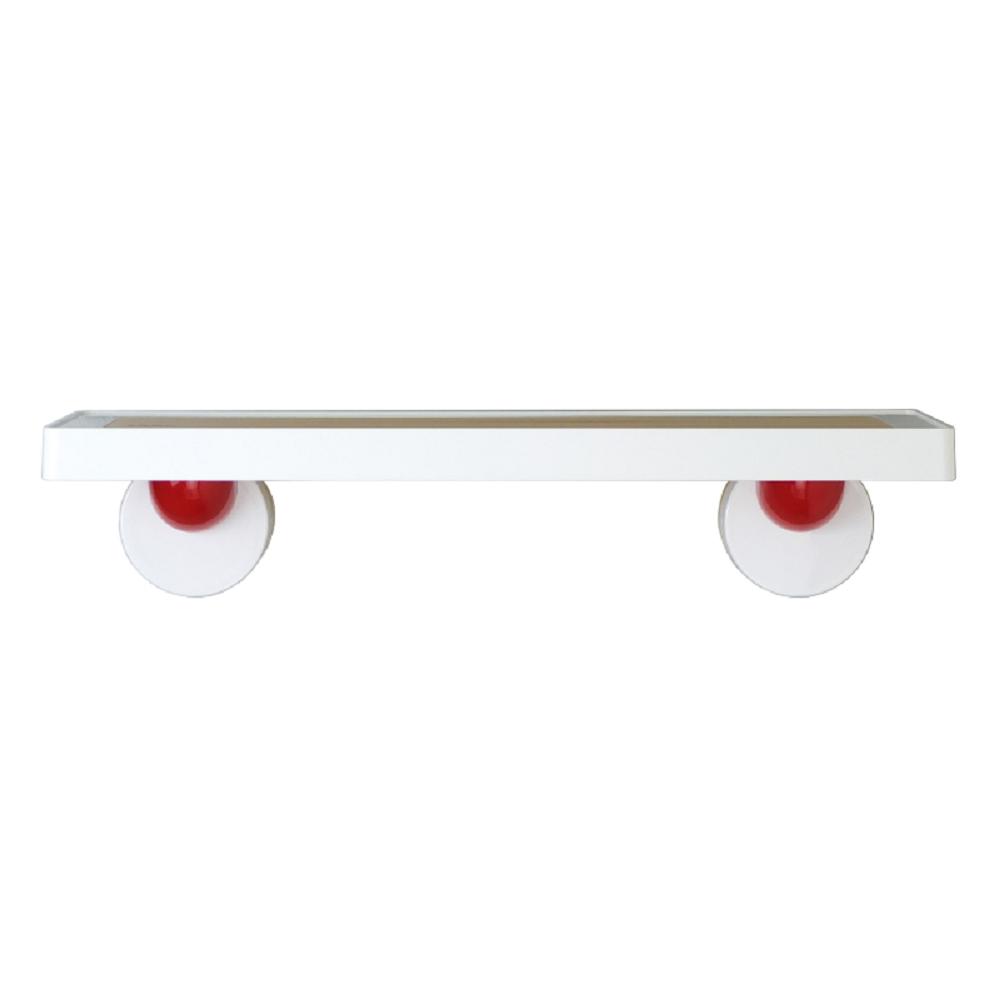 TiLS Homeware|KISS LOCK 快鎖吸盤-木質感置物架