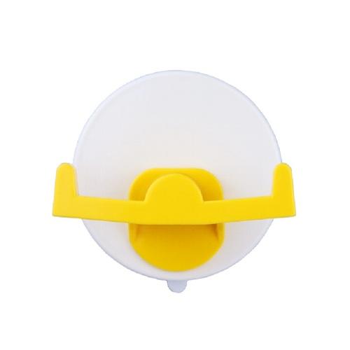 TiLS Homeware|KISS LOCK 快鎖吸盤-橫形双掛勾 2入