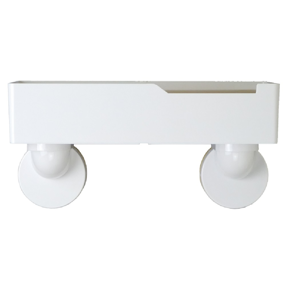 TiLS Homeware|KISS LOCK 快鎖吸盤-木蓋收納盒(大) 2入