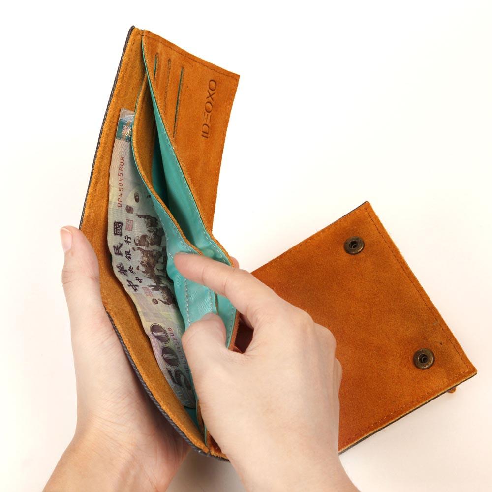 IDEOXO│分xFUUN Wallet (深丹寧)