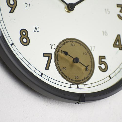 Zeller Life|手錶框造型掛鐘