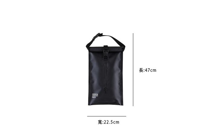 (複製)Roderick- 防潑水扣掛式衛生紙收納袋(橘)