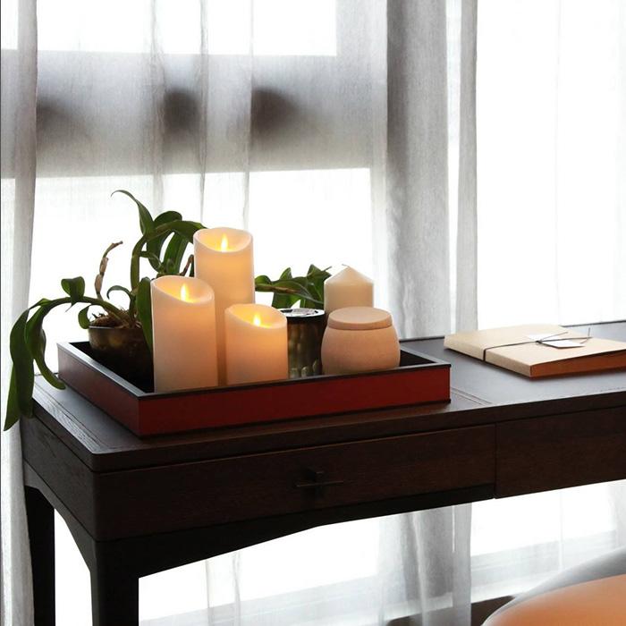 Veraflame|3吋斜口擬真 LED 蠟燭 Oblique Edge LED Candle(L)