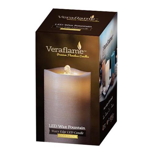 Veraflame|幸運噴泉 LED Wax Fountain(藍色)