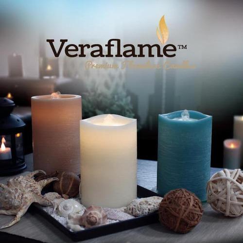 Veraflame 幸運噴泉 LED Wax Fountain(象牙白)
