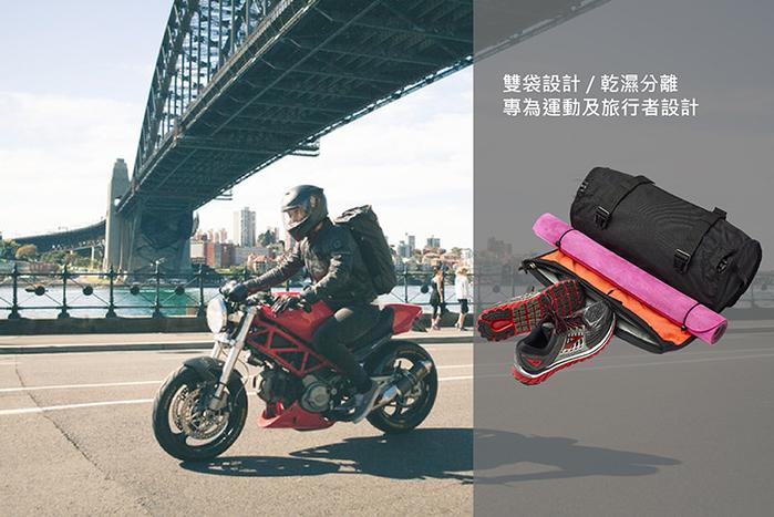 (複製)Henty Design|Copilot Messenger / 側背式(黑色)