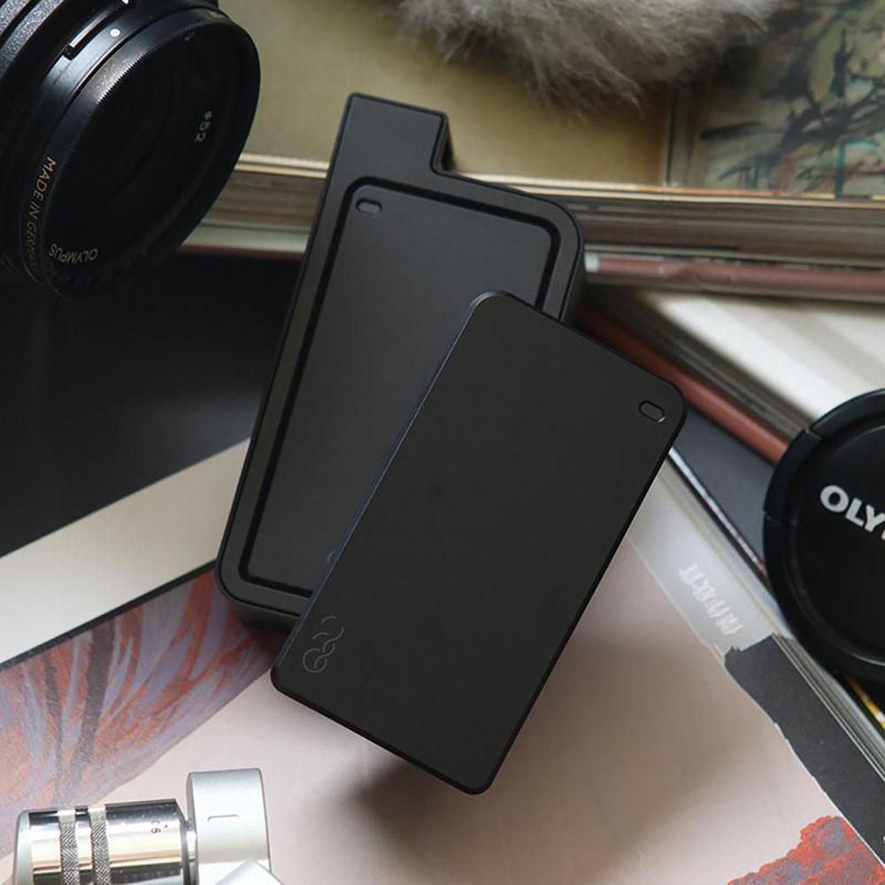 QQC|Q-SWAP 全新設計行動電源 10400 - 黑色