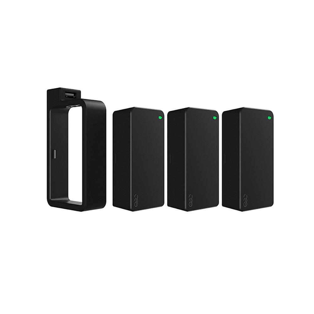 QQC|Q-SWAP 行動電源 15600 - 黑色