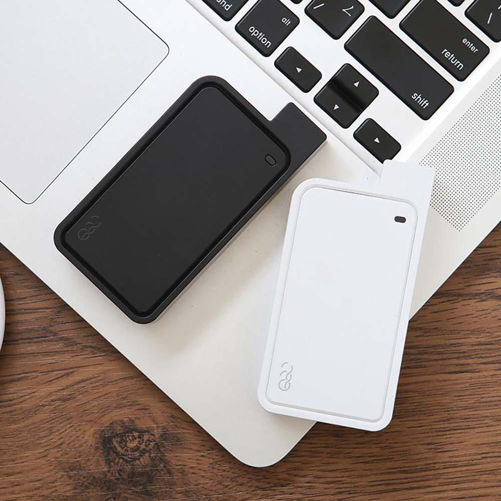 QQC|Q-SWAP 容量擴充電池組 5200 - 白色
