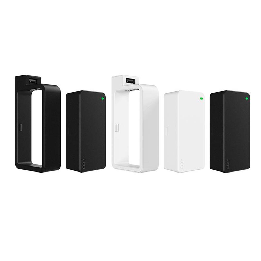 QQC|Q-SWAP 行動電源 15600 Dual - 黑白雙色配