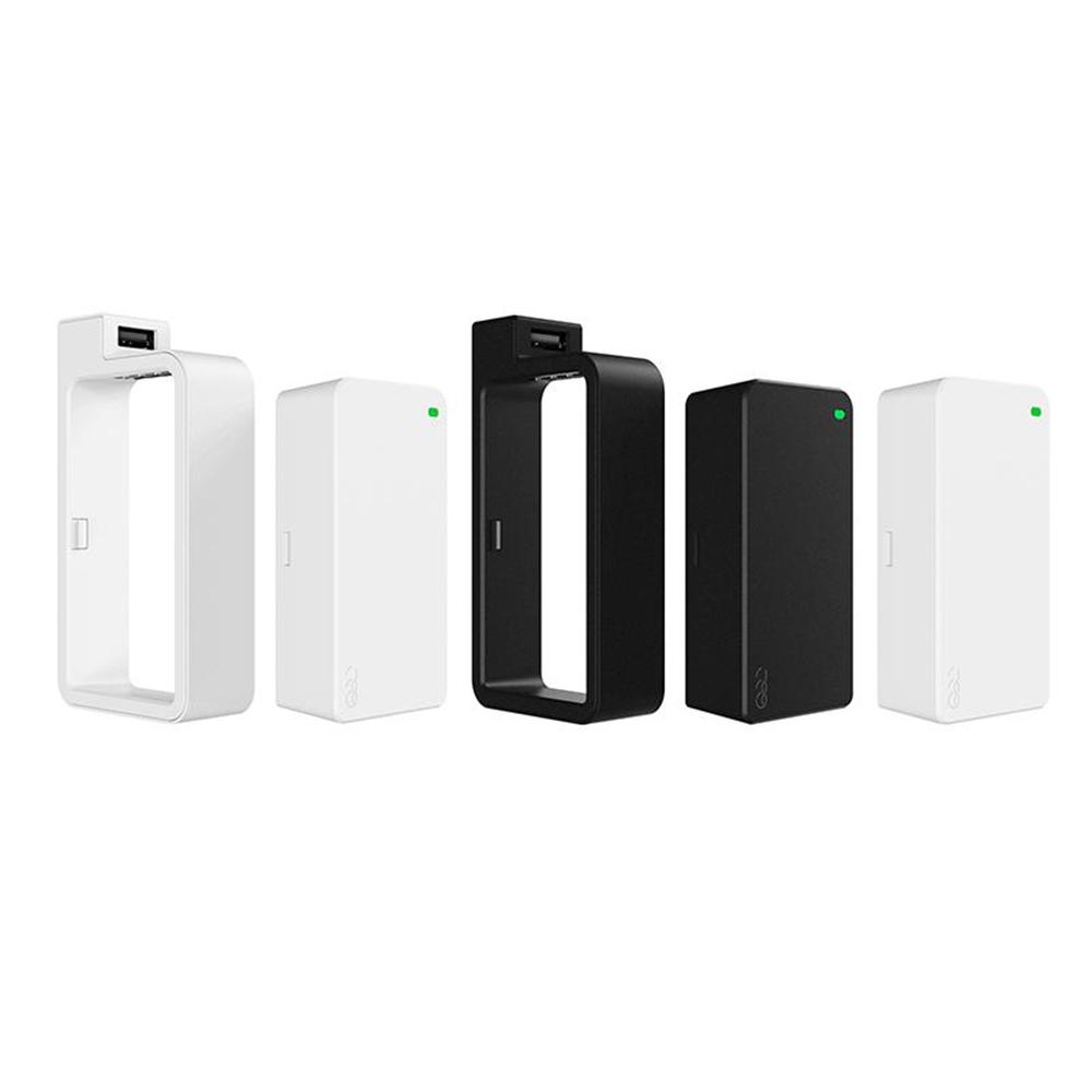 QQC|Q-SWAP 行動電源 15600 Dual - 白黑雙色配