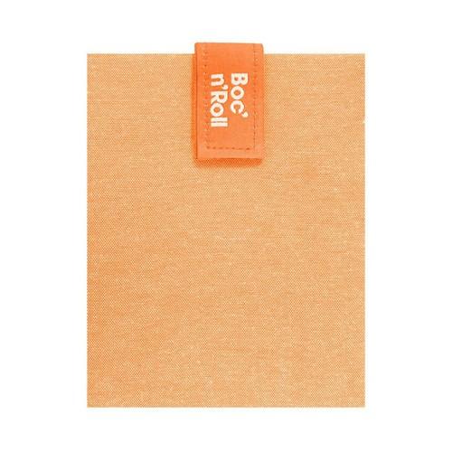 Roll'eat   西班牙食物袋  搖滾輕食袋-馬卡龍(甜橘粉)