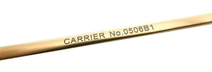 HEX Eyewear|Carrier No.0506│太陽眼鏡│墨鏡 - 電鍍金
