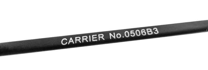 HEX Eyewear|Carrier No.0506│太陽眼鏡│墨鏡 - 霧黑